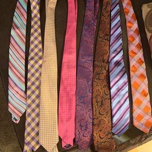 Men's neck ties